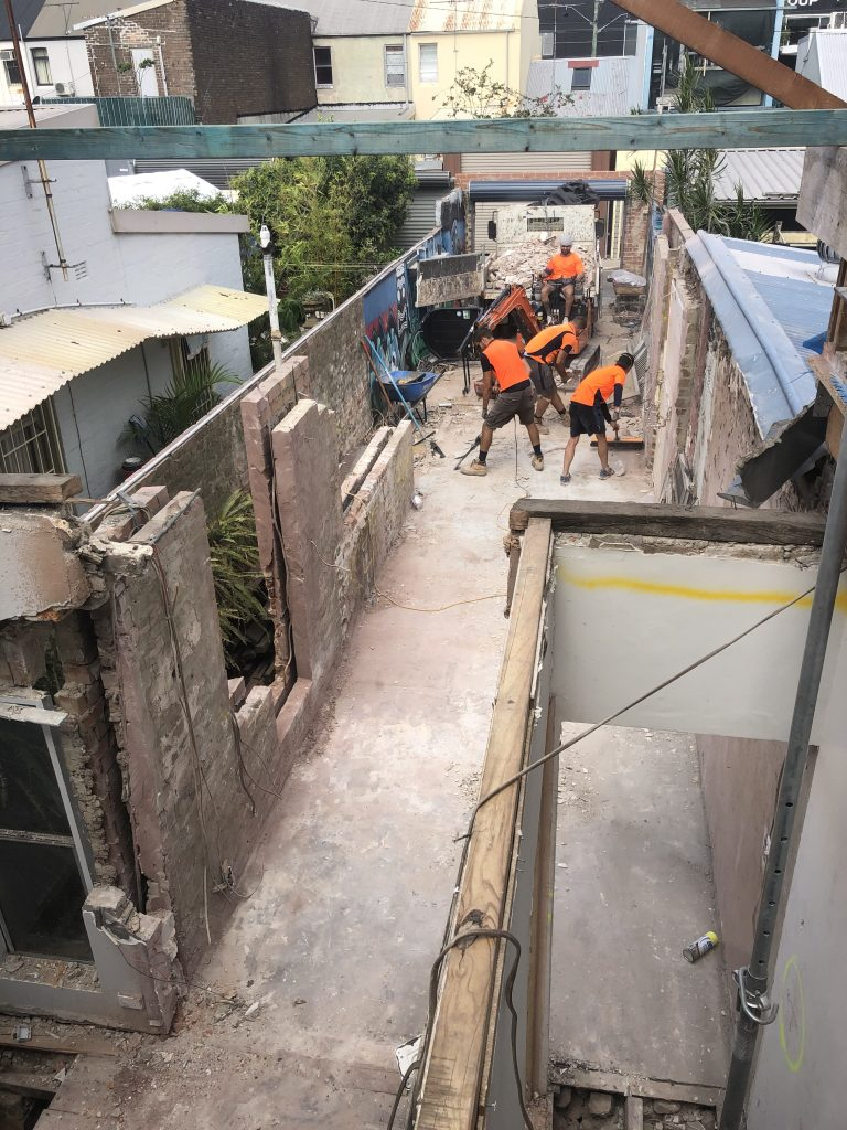 residential-demolition-contractors-sydney